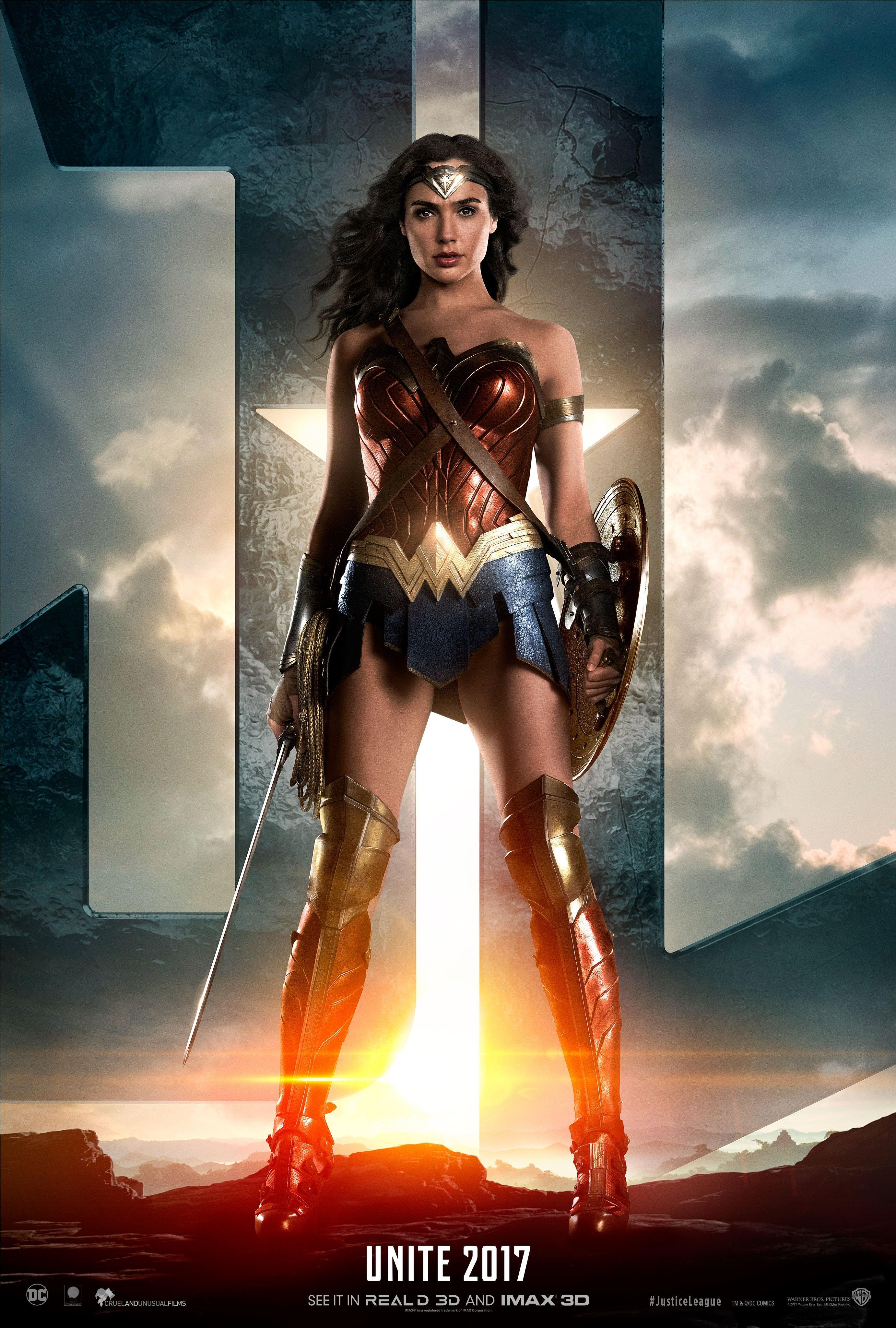 The Gospel of Wonder Woman: Blessings are to Bless, Yoga is for OFF the Mat, and Enlightenment is to Love