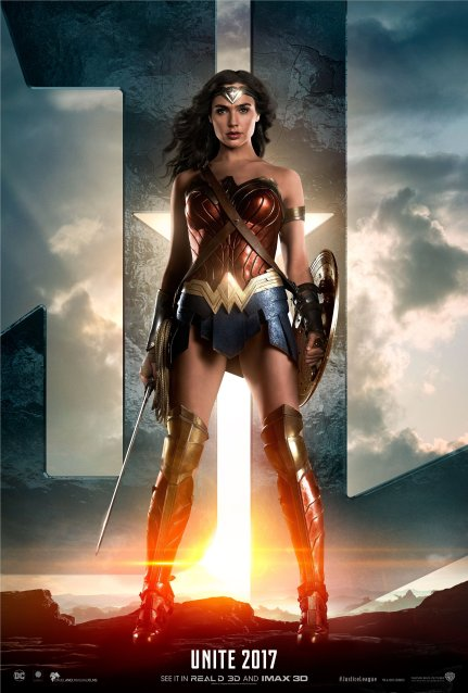 Wonder-Woman-Justice-League-Poster-1