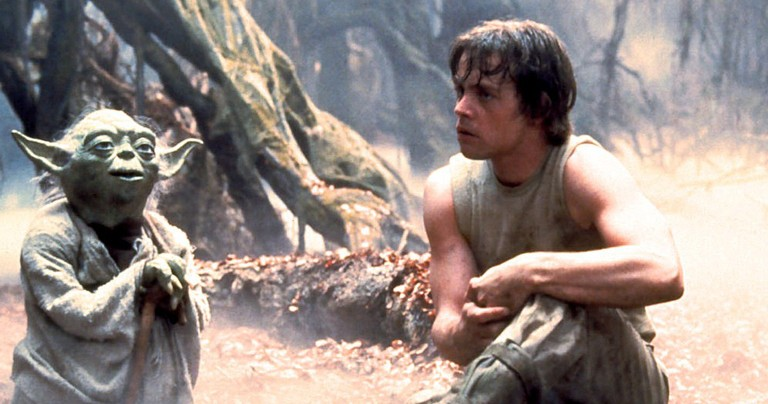 The Gospel in Star Wars: While Negativity is Quick, Easy, and Normal, We Can Always Choose the Joy of Positivity
